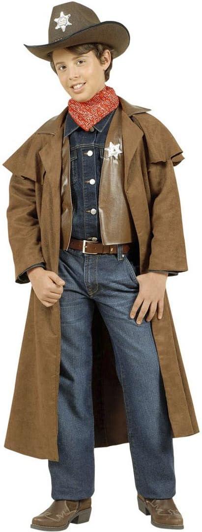Cowboy Kostüm 158 cm 11-13 Jahre Kinder Cowboykostüm Wild West Sheriffkostüm