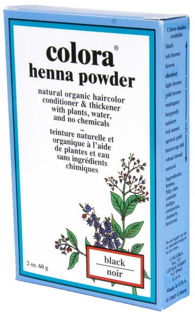 Colora Henna Powder, Wheat Blonde H108