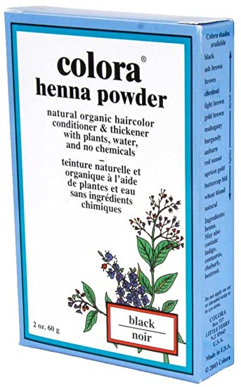 Amazon Com Colora Henna Powder Hair Color Red Sunset 2 Oz Hair