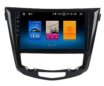 "Roverone 10.2""Android 8.0 Octa Core Autoradio Coche GPS Reproductor para Nissan X-Trail"