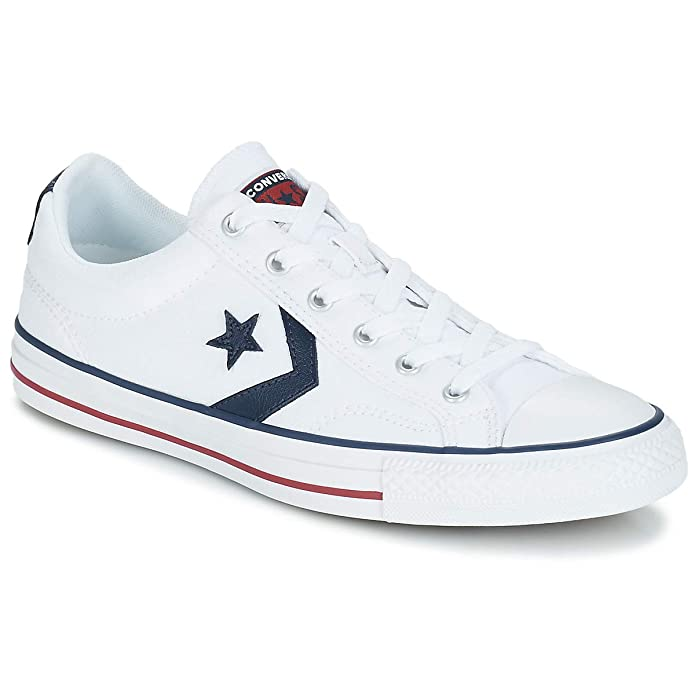 Converse Star Player Low Top Unisex Erwachsene Weiß