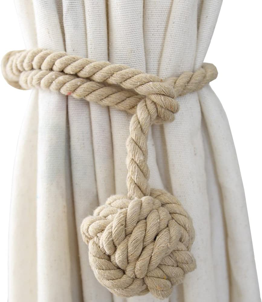 Nautical & Coastal Curtain Ties
