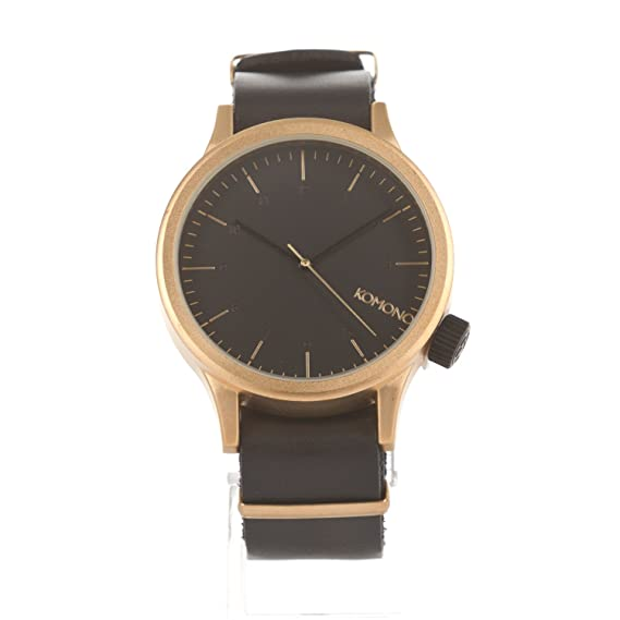 Komono Reloj - Magnus - Oro / Negro