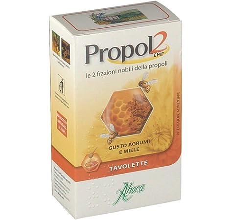 ABOCA Propol emf tabletas 30 tabletas: Amazon.es: Salud y cuidado ...