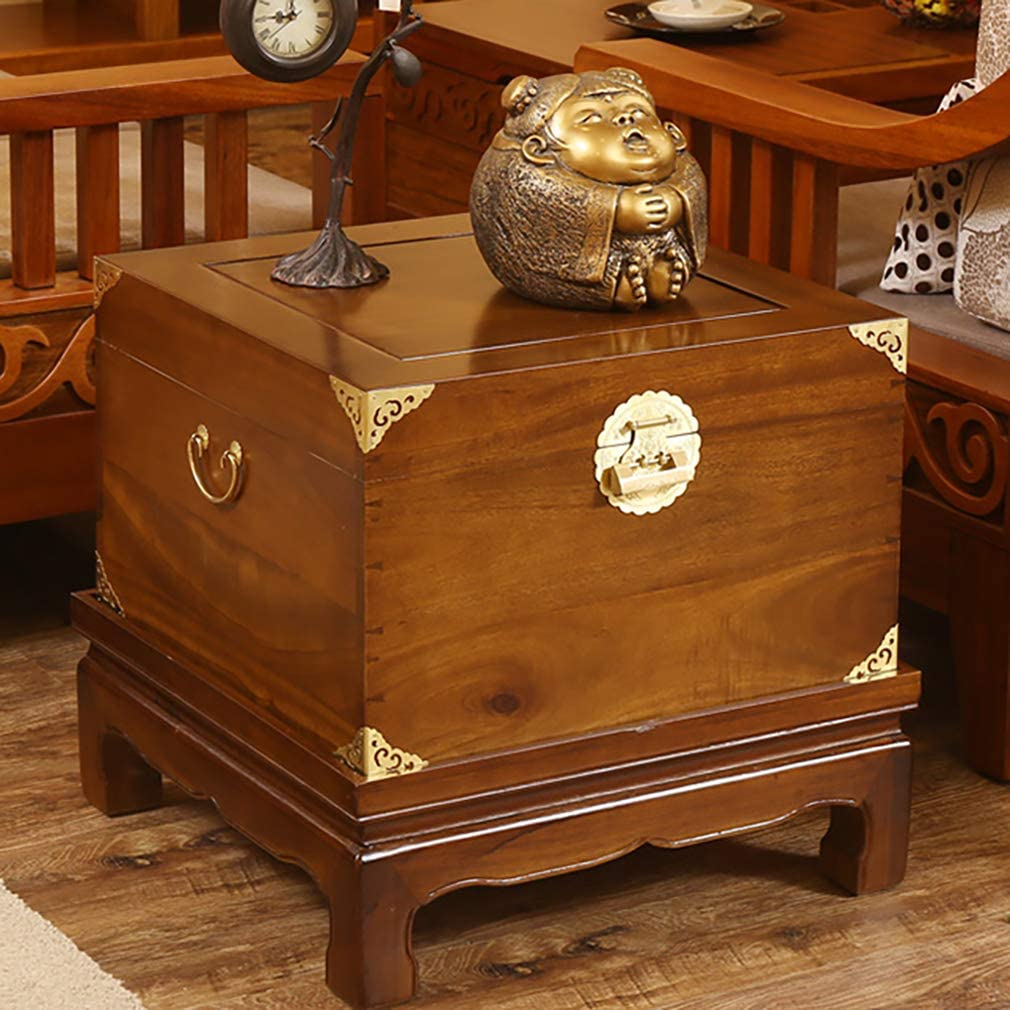 Gold Tiazza 4Pcs Antique Brass Hollow Cloud Pattern Two Sides Corner Protectors Vintage Furniture Desk Edge Wooden Jewelry Gift Box Cabinet Corner Guard