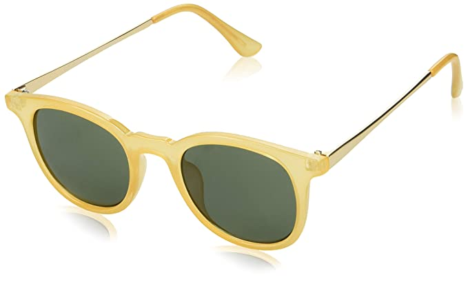 Amazon.com: A.J. Morgan - Gafas de sol cuadradas, 1.811 in ...