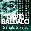 Simple Genius: King and Maxwell, Book 3 Hörbuch von David Baldacci Gesprochen von: Scott Brick