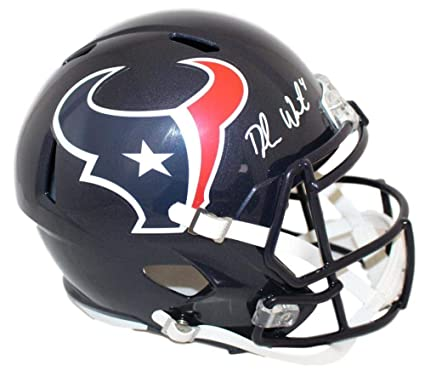 7a3571e5 Amazon.com: Deshaun Watson Autographed Houston Texans Speed Replica ...