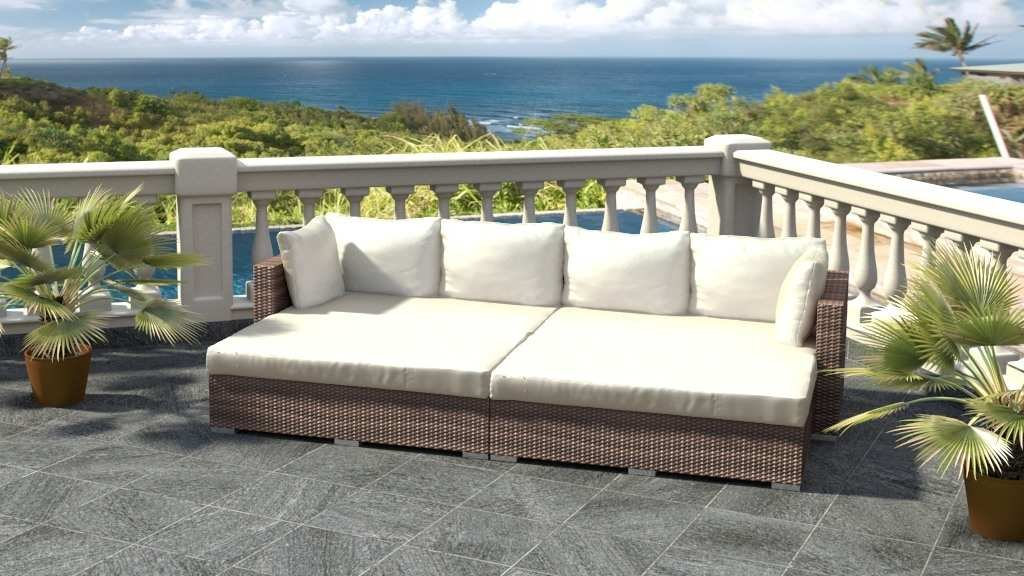 Amazon.de: ARTELIA Couch Safira, braun