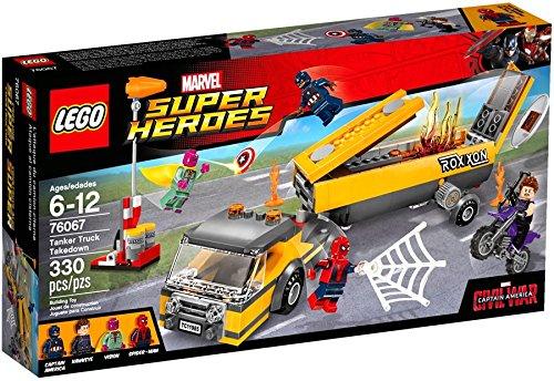 LEGO Marvel Heroes Tanker Takedown