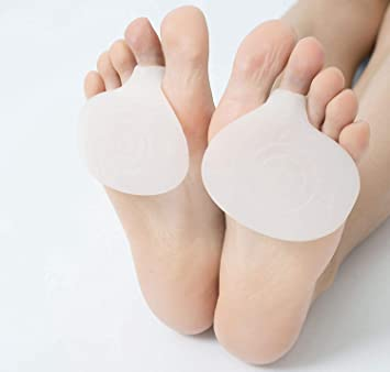 Silicone Gel Cushion Insole Balls Of Foot, Front Soft Pad