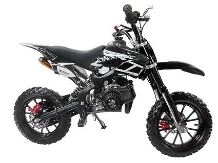 92d39766d65 Amazon.com: SYX MOTO Kids Mini Dirt Bike Gas Power 2-Stroke 50cc ...