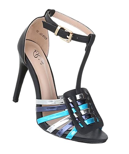 promo code 32701 7f639 Schuhcity24 Elegante Sandalette   High Heels Pumps ...