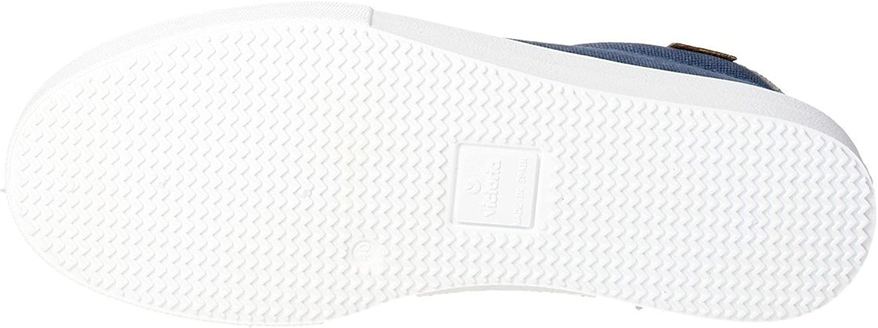 Victoria x250 a25006 Sneakers Homme Toile Jeans,: Amazon