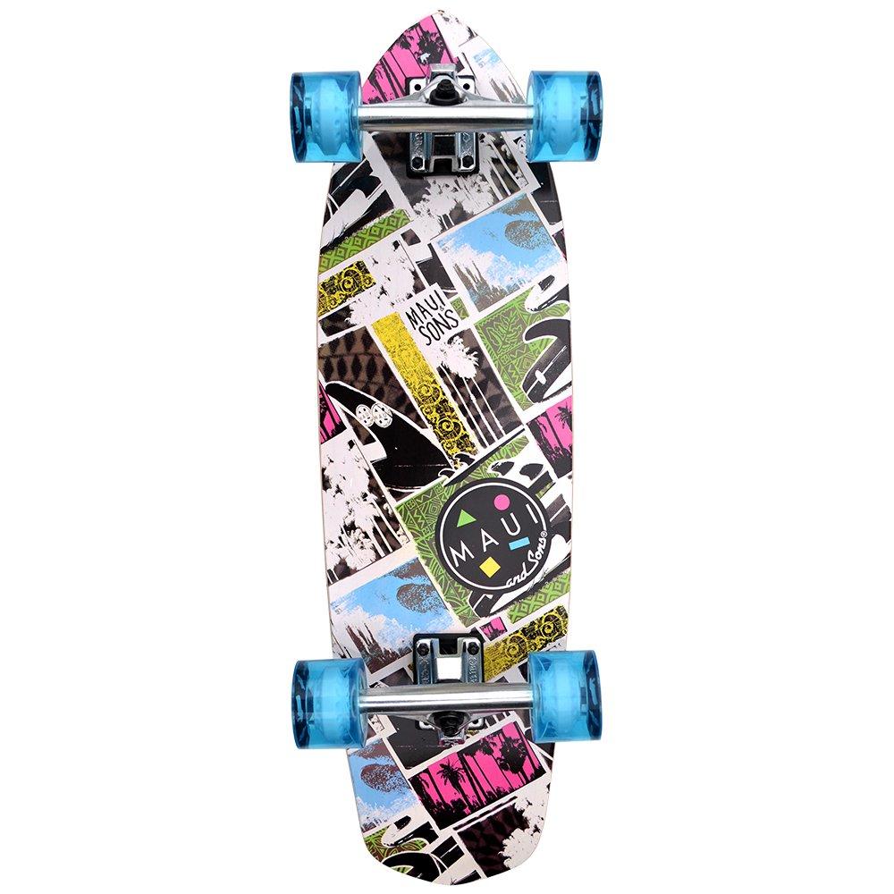 Maui And Sons Skateboard Primo - Skateboard, Talla Standard MSSKT3024