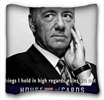 Amazon Com Soft Pillow Case Cover House Of Cards Wallpaper