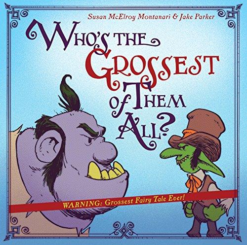 Who's the Grossest of Them All? (Goldilocks Halloween)