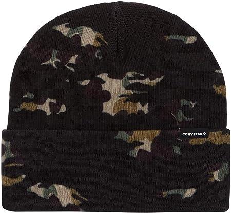Converse Gorro Cuff ~ Space Mountain Camuflaje Negro