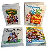 Learn About The Bible Children's Books Gift Bundle Ages 1+ [4 Piece]