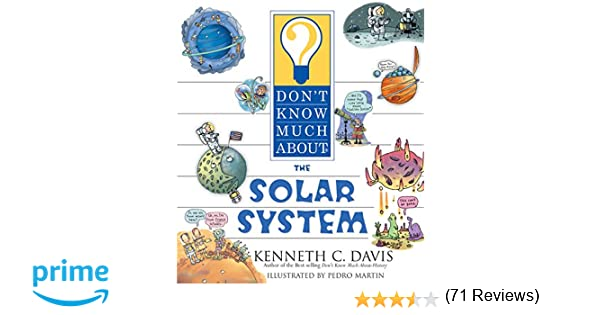 Workbook continents for kids worksheets : Don't Know Much About the Solar System: Kenneth C. Davis, Pedro ...