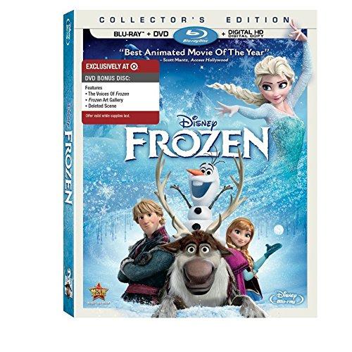 UPC 786936841220, Frozen (Blu-ray + DVD + Digital Copy) + Exclusive DVD Bonus Disc