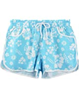 For G and PL Women's Floral Boardshort