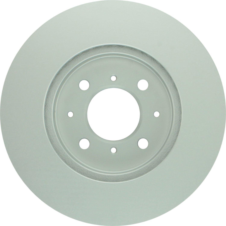 Bosch Pair Set of Left /& Right Front Disc Brake Rotors 26011445 For Acura Honda