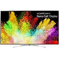 LG Electronics 65SJ9500 65-Inch 4K Ultra HD Smart LED TV (2017 Model)