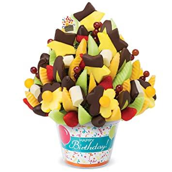 Image Unavailable Not Available For Color Edible Arrangements Happy Birthday