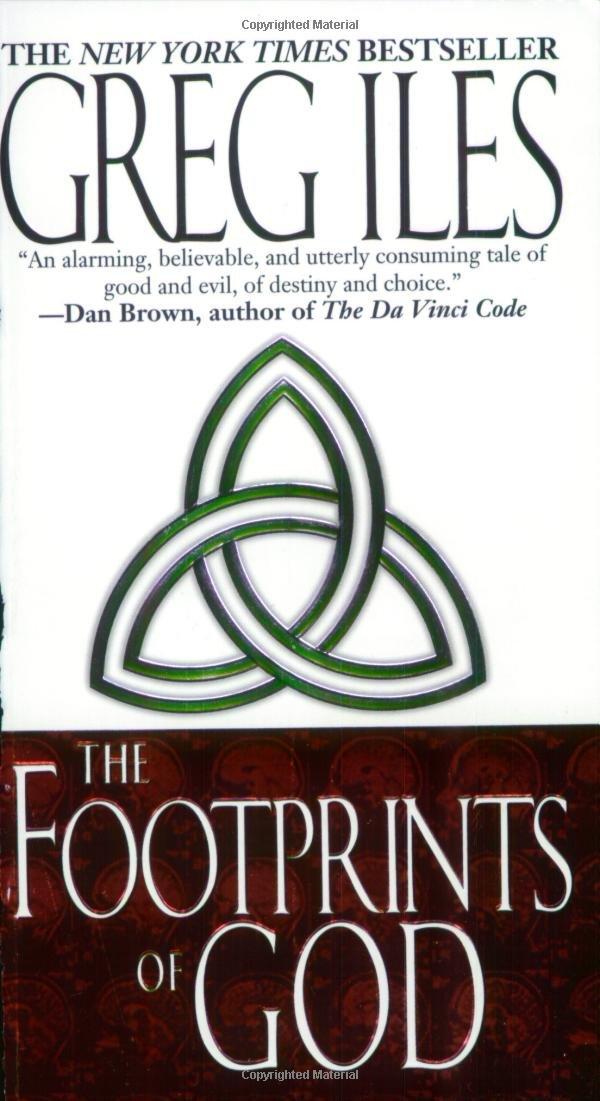 The Footprints Of God Iles Greg 9780743454148 Amazon Com Books
