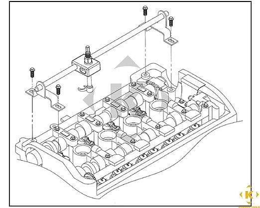 Amazon BMW Valve Stem Seal Tool Set N62 And N62tu Engine Everything Else: BMW N62 Wiring Diagrams At Hrqsolutions.co