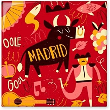 Madrid España corrida de toros música fiesta decoración de ...