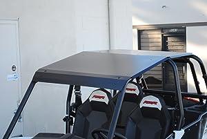 2014-2020 Polaris RZR XP 1000 and Turbo 4 Door UTVGiant Black Aluminum Roof