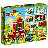 Duplo LEGO Town Big Farm 10525 Toddler Toy, Large Building Bricks