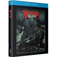 Berserk (2016): Complete Series (4 Blu-Ray) [Edizione: Stati Uniti] [Italia] [Blu-ray]