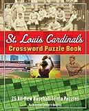 St. Louis Cardinals Crossword Puzzle Book, Brendan E. Quigley, 1604330503