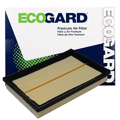 Ecogard XA5786 Premium Engine Air Filter Fits Toyota RAV4, Camry 2012-2020, Avalon Lexus LS460 4.6L 2007-2020, ES300h 2.5L Hybrid 2013-2020: Automotive