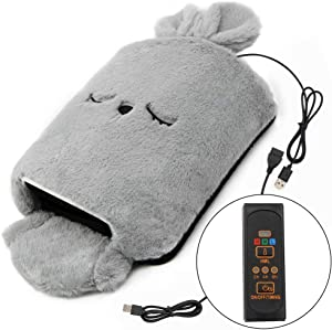 Heating USB Mouse Pad with Timg Switch-Heated Hand Warmer Mouse Mat with Temperature Adjustment Switch