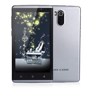 Momorain C7 Doble Tarjeta SIM Doble Modo de Espera 5.0 ...