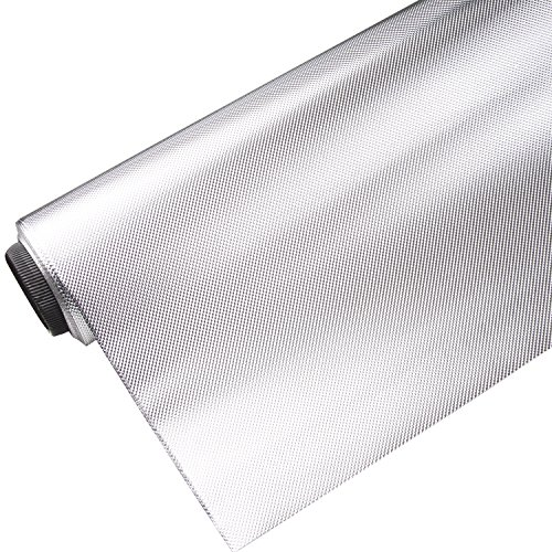 Film Roll 4 FT X 25 FT Diamond Film Foil Roll Highly Reflective Grow Room (25 FT) ()