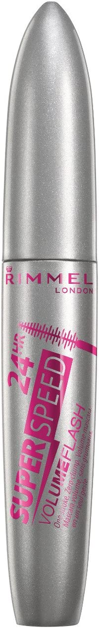 Buy Rimmel 24hr Super Speed Volume Flash Mascara 003 Extreme Black 8ml Online At Low Prices In India Amazon In