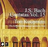 Cantatas 15 [Importado]