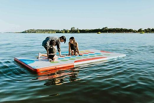 Amazon.com: Driftsun - Alfombrilla flotante para juegos ...