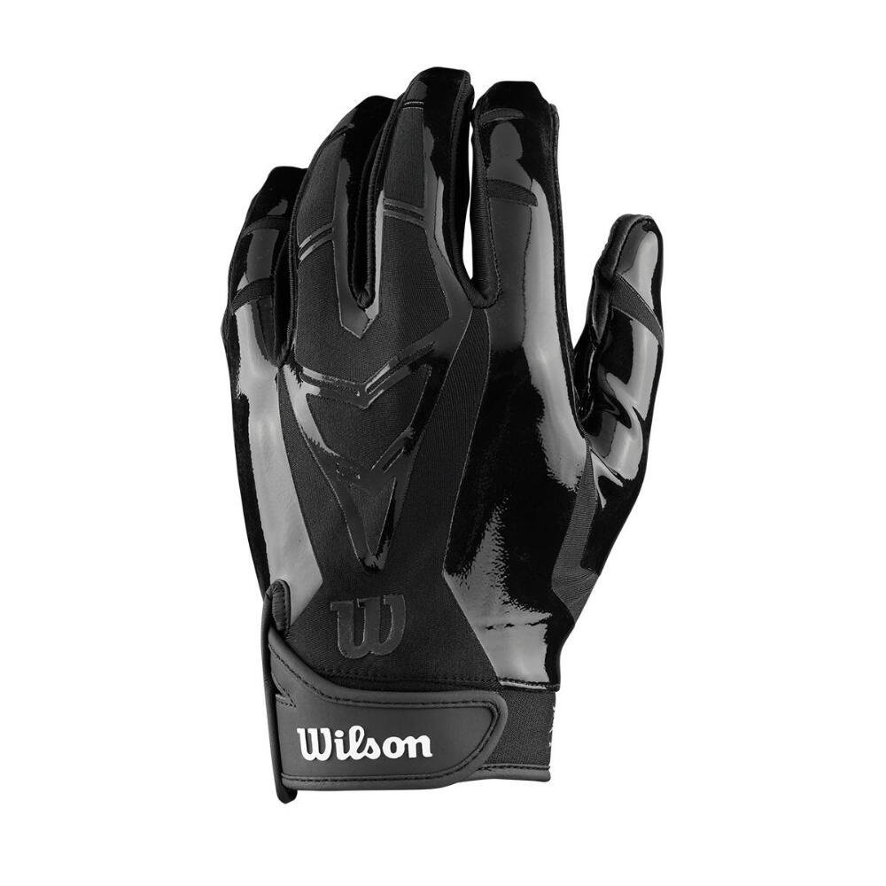 66e65f99cdb Amazon.com   Wilson MVP Receiver s Football Gloves Adult Large ...