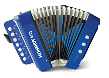 Hohner Toy Accordion - Blue
