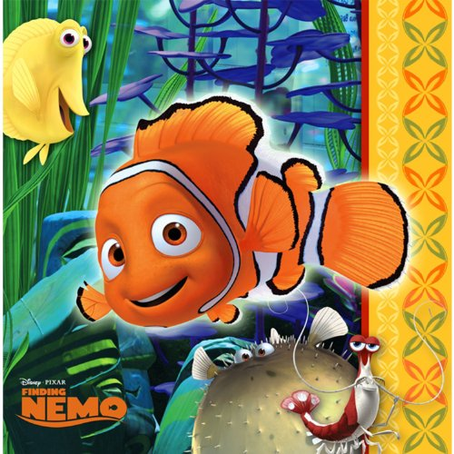 Party Express Finding Nemo: Ocean Fun Lunch Napkins - 16 - Napkins Finding Nemo