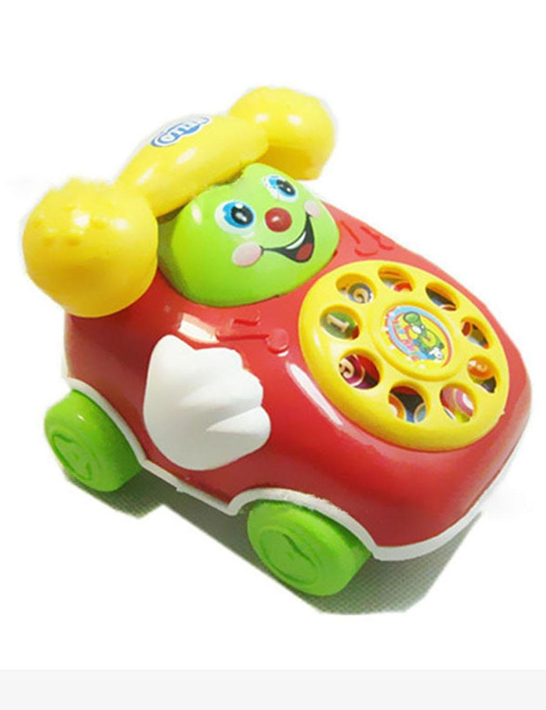 banlany Baby Toys Cartoon Car Phone Kids Educational Toys Developmenta Toys Gift