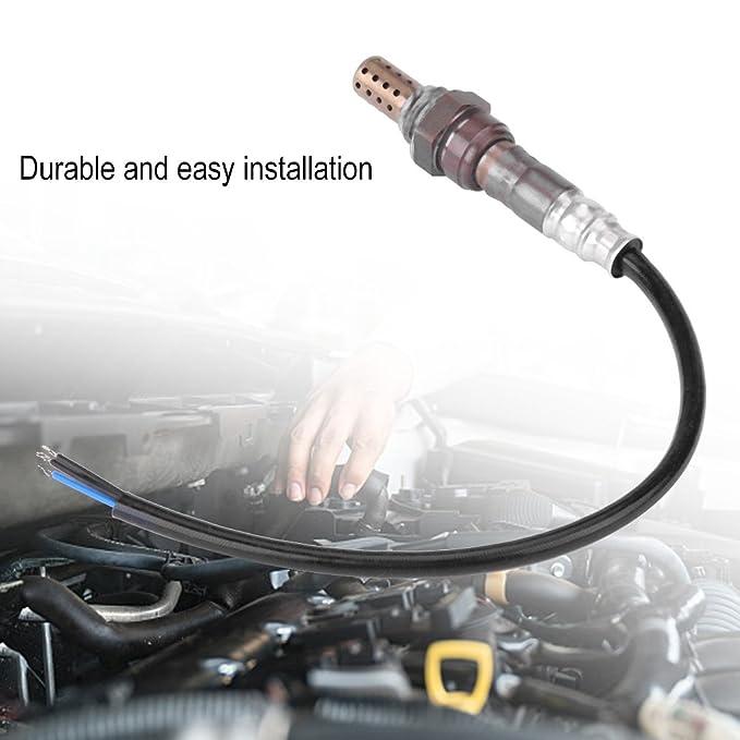 KIMISS Fahrzeuge Sauerstoff Sensor, 4 Draht Universal: Amazon.de ...