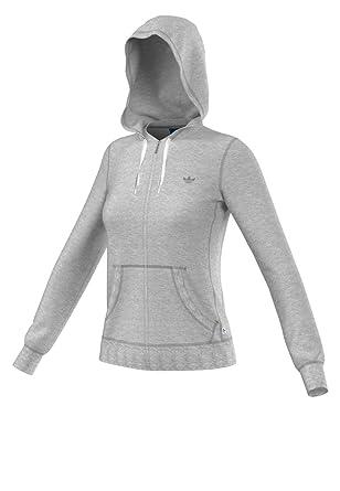 Adidas Hoodie Zipper Jacke Pullover Gr.M NEU schwarz blau