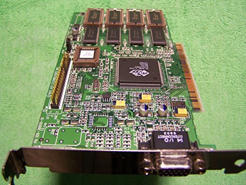 ATI 109-38800-10 PCI VIDEO CARD 3D RAGE II+DVD